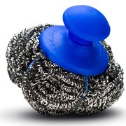Mighty Mesh Pot scrubber